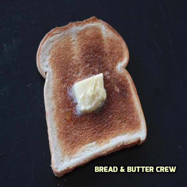 BREAD AND BUTTER CREW COVER